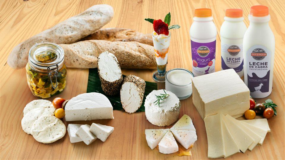 Todos nuestros productos Lacteos Don Joaquin